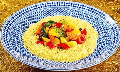 image for $28 for $40 Worth of <strong>Moroccan</strong> Cuisine at Menara <strong>Moroccan</strong> Restaurant