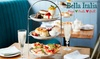 Bella Italia: Italian Afternoon Tea for Two