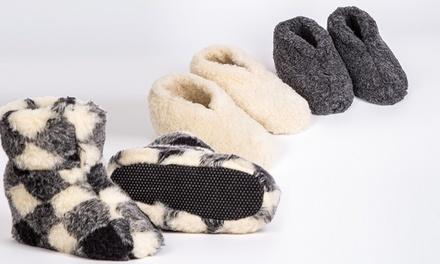 Merino Wool Slippers