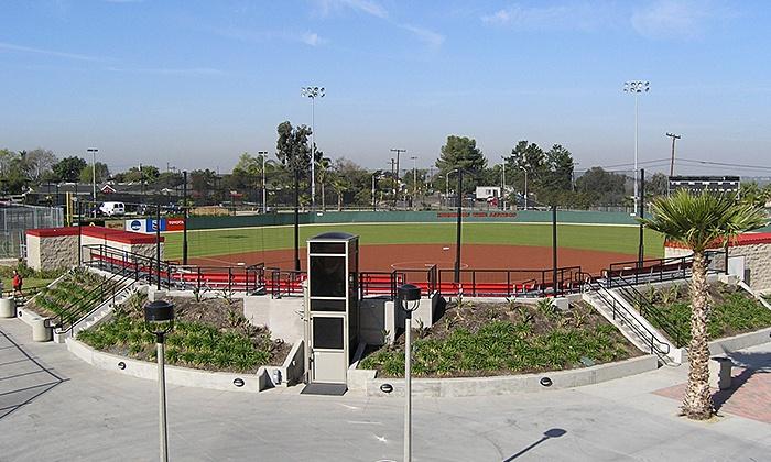 San Diego State Aztecs - Women's Softball - San Diego State Softball Complex - College West: $49 for Kids' Softball Camp from the San Diego State Women's Softball program on November 22 ($75 Value)