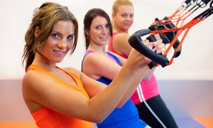 East Coast Fitness: 10 or 20 Fitness Classes at East Coast Fitness (Up to 70% Off)