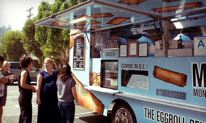 Mt. Sac Food Truck Festival - Walnut Valley: Mt. Sac Food Truck Festival for Two with VIP Option in Walnut (Half Off)