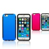 Waloo Rugged Slim Case with Screen Shield for Apple iPhone 6