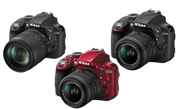 Reflex Nikon D3300 con o senza obiettivo da 319 € con spedizione gratuita (fino a 33% di sconto)