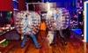 Human Bumper Balls - Human Bumper Balls: 45-Minutes of Human Bumper Balls for 4, 6, 8, 10, or 12 People at Human Bumper Balls (Up to 79% Off)