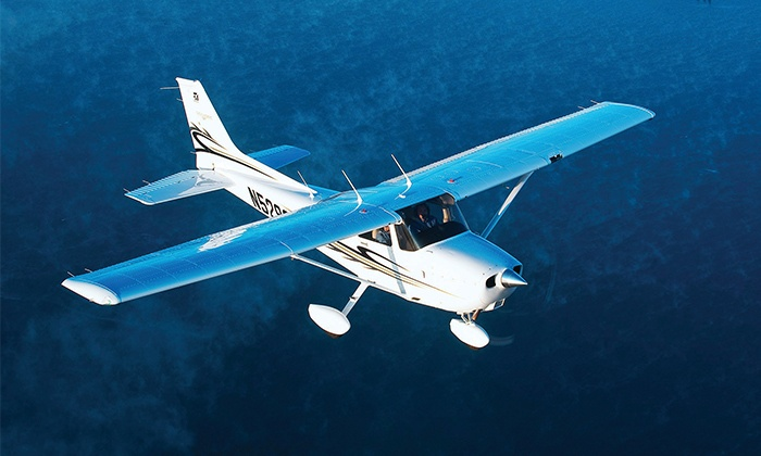 Ocean Aviation - Ocean City Airport: $429 for a 30-Minute Aerial Tour of Ocean City from Ocean Aviation ($660 Value)