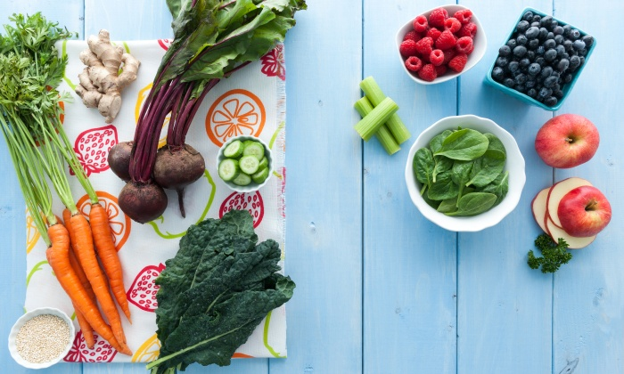 Joyous Health: Basic or Essential 10-Day Detox Package with Lifestyle and Recipe Book from Joyous Health (Up to 56% Off)