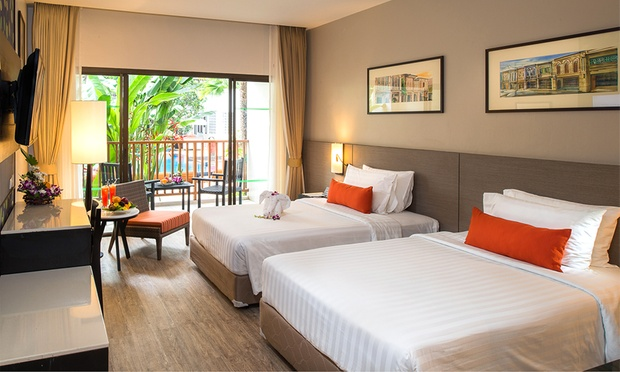 Patong: 4* Central Stay 1