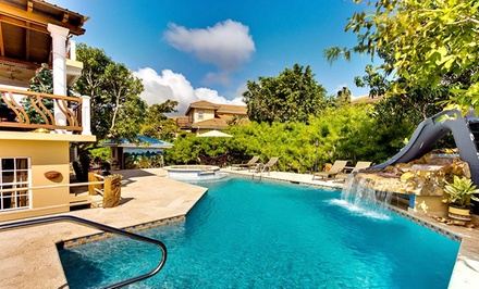 Groupon Deal: 3- or 5-Night Stay for Two with Ground Transfers from Airport at Caribbean Shores Bed & Breakfast in Belize