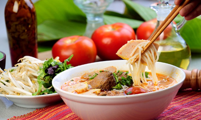 Ba Le Vietnamese Food - Kihei: Vietnamese Cuisine or Catering at Ba Le Vietnamese Food (Up to 53% Off). Three Options Available.