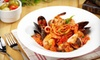 Novel Cafe - Westwood: Café Meal and Nonalcoholic Drinks for Two or Four at Novel Cafe (Up to 57% Off)