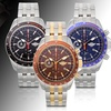 Zentler Freres Chimaera Men's Chronograph Watches