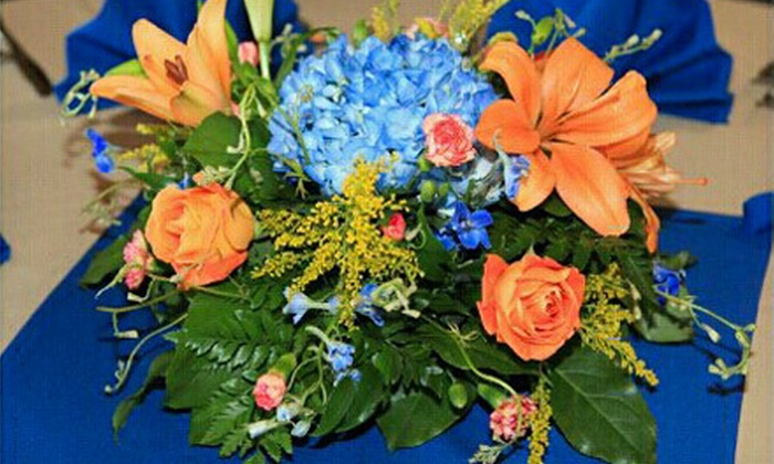 JAM Flowers - Central Oklahoma City: $20 for $40 Worth of Flowers at JAM Flowers