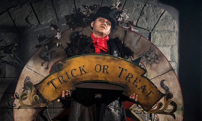 The San Francisco Dungeon - Fishermans Wharf: The San Francisco Dungeon Visit for Two, Four, or Six (Up to 40% Off)