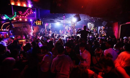 Open Bar New Year's Eve Admission or VIP Table with Moet & Chandon Champagne and Grey Goose at Mokai Nightclub (Up to 50% Off)