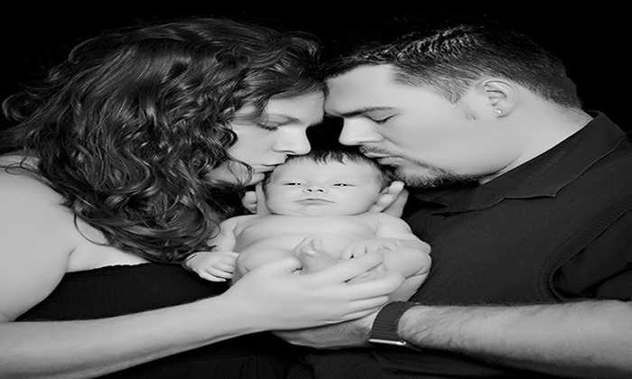 Sonya Davis Photography - Multiple Locations: 60-Minute Newborn Photo Shoot from Sonya Davis Photography (70% Off)