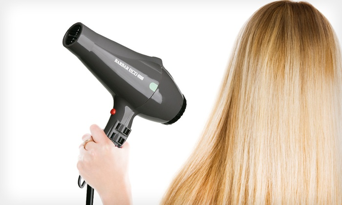 Barbar Eco-Friendly Ceramic Blow Dryer: $59.99 for a Barbar Ceramic Eco 8000 Eco-Friendly Blow Dryer ($150 List Price). Free Shipping.