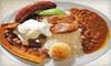 EL Carretero 66 - Harmon Meadows: $15 Worth of Colombian Food