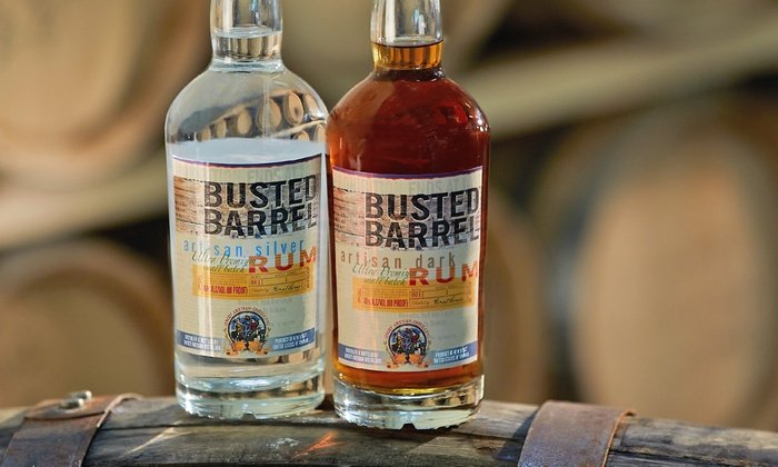 Jersey Artisan Distilling - Jersey Artisan Distilling: Tour and Tasting for Two or Four at Jersey Artisan Distilling (Up to 68% Off)
