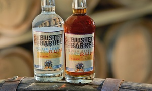 Jersey Artisan Distilling: Tour and Tasting for Two or Four at Jersey Artisan Distilling (Up to 60% Off)
