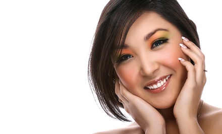 One, Two, or Three Microcurrent Facials at Prestige Natural Skin Care (Up to 71% Off)