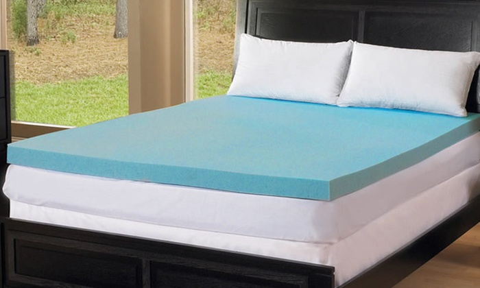 Comforpedic loft mattress topper groupon goods Best deal on twin mattress
