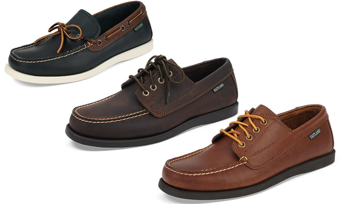 Eastland Men S Boat Shoes Groupon Goods