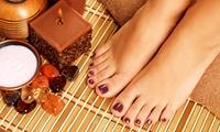 Luxus-Fußpflege mit Reflexzonenmassage und opt. Fußmaske in der Fachpraxis für Nägel- und Fußpflege by BO (64% sparen*)