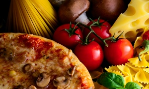 Amante Pizza and Pasta: $11 for $20 Worth of Italian Food at Amante Pizza and Pasta