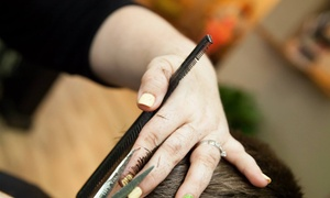 Salon 310: Two Haircuts with Shampoo and Style from Salon 310 (61% Off)
