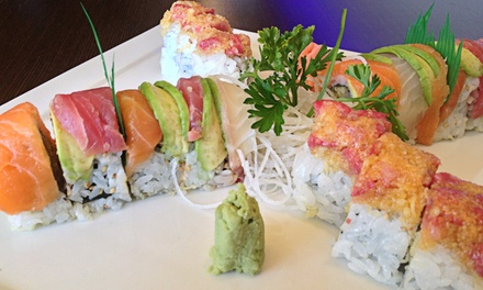 Japanese Cuisine for Two or Four at Mango Factory (46% Off)