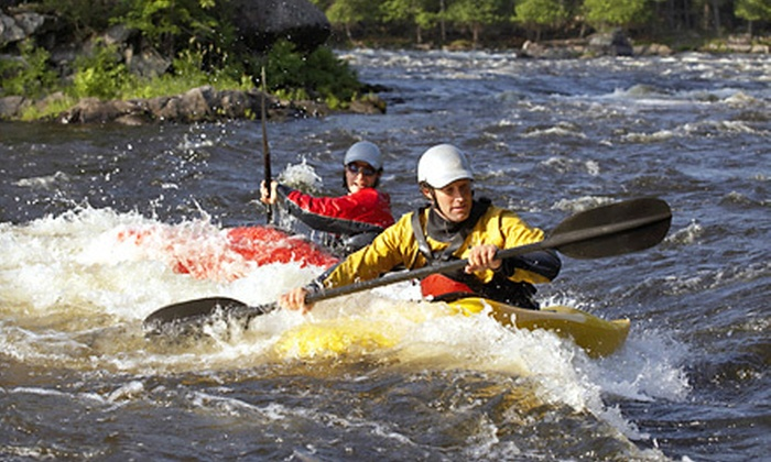 Ace Kayaking School - 2: Three-Hour Beginners Kayak Trip for One, Two, or Four from Ace Kayaking School (Up to 65% Off)