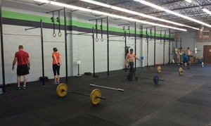 CrossFit Criterion: Four Weeks of Unlimited CrossFit Classes at Crossfit Criterion (49% Off)