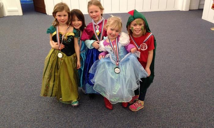 Drama Kids Wilmington - The Flats: $138 for $250 Groupon — Drama Kids of Wilmington