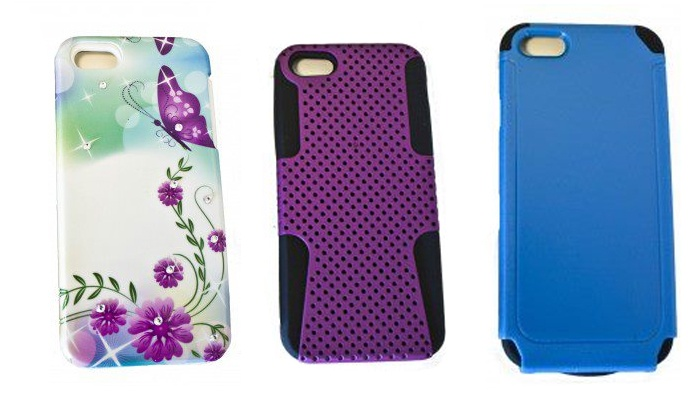 Mobili Wireless - Irvington: Cell Phone Accessories at Mobili Wireless (Up to 52% Off). Two Options Available.