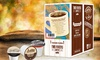 Two Rivers Single-Serve Flavored Coffee Pods 40ct. Sampler: Two Rivers Single-Serve Flavored Coffee Pods 40ct. Sampler