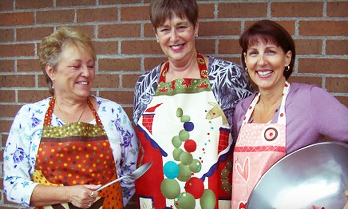 Something to Crow About - Thurston: Three-Hour Panel-Apron Sewing Class for One or Two at Something to Crow About in Springfield (Up to 60% Off)