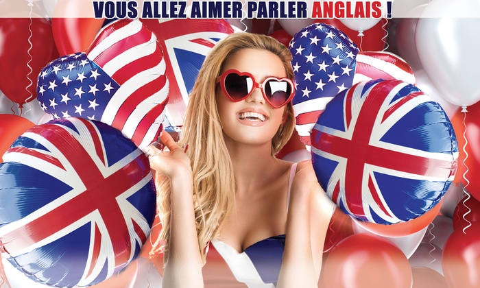 English! Speak it!