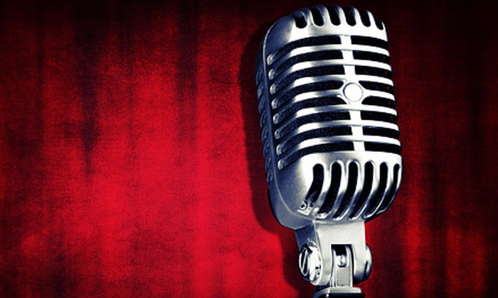 Bonkerz Comedy Club  - Multiple Locations: Standup Show for Two or Four at Bonkerz Comedy Club (Up to 63% Off)