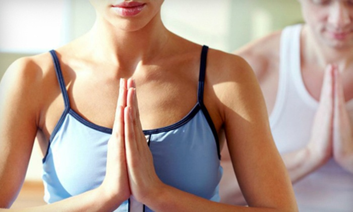 White Lotus Massage and Yoga - Hauppauge: 5 or 10 Yoga and Fitness Classes at White Lotus Massage and Yoga in Hauppauge (Up to 65% Off)