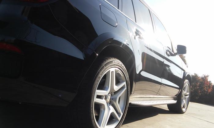 pressed-4-time auto detail - Fresno: $140 for $250 Groupon — Pressed-4-time Auto Detail