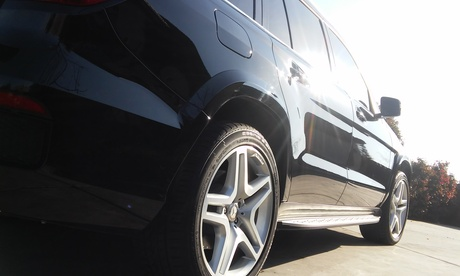 $140 for $250 voucher — Pressed-4-time Auto Detail