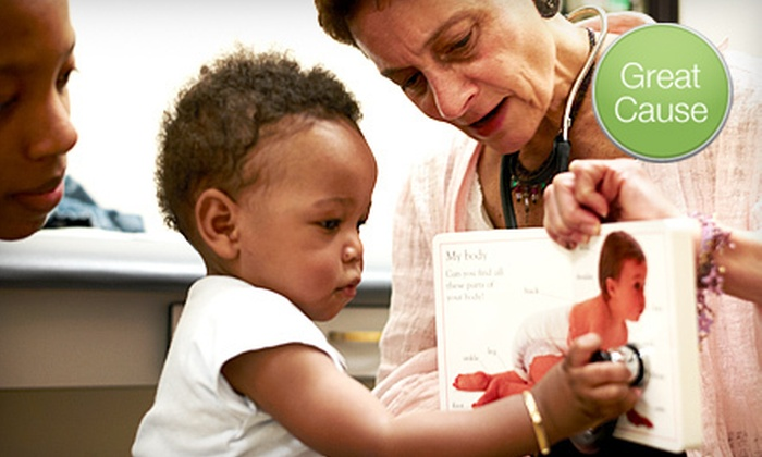 Reach Out and Read Kansas City - Kansas City: If 42 People Donate $10, Then Reach Out and Read Kansas City Can Distribute 168 Books to Children at Wellness Checkups