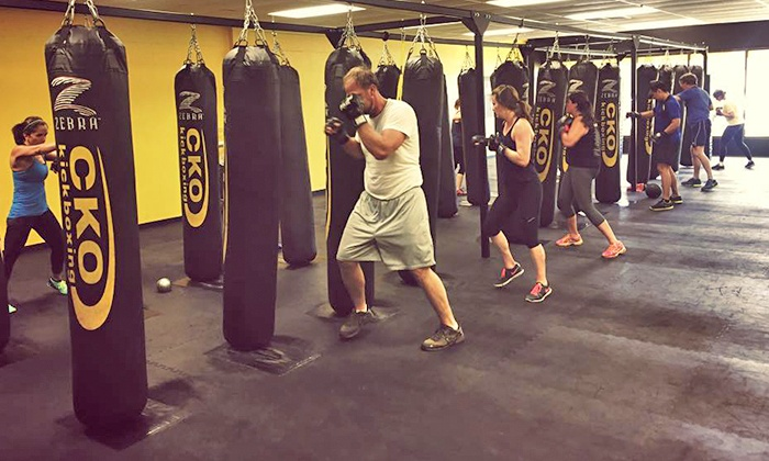 CKO Bay Ridge - CKO Bay Ridge - Brooklyn: Two Consecutive Weeks or One Month of Unlimited Kickboxing Classes with Gloves at CKO Kickboxing (Up to 59% Off)