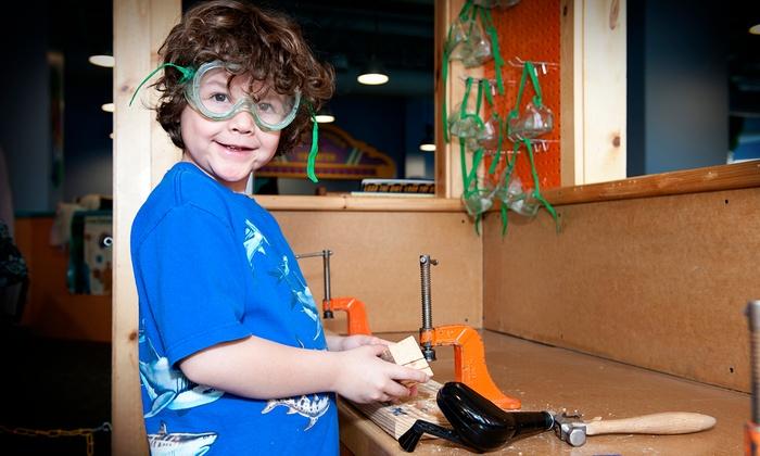 The Children's Museum in Oak Lawn - Oak Lawn: Outing for Two or Four to The Children's Museum in Oak Lawn (Up to 44% Off)
