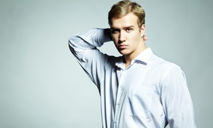 Michelle Brucato at UK Hair: One, Two, or Three Men's Haircuts from Michelle Brucato at UK Hair (Up to 63% Off)