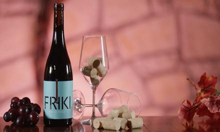 5 € de descuento en tu pedido en Vino Friki