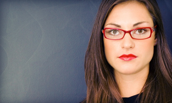 Optical Outlet - Squirrel Hill/Greenfield: $25 for $100 Toward Eyewear and Vision Services at Optical Outlet