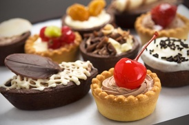 Cakes and Desserts Cafe: 25% Off Holiday Dessert Cakes at Cakes and Desserts Cafe