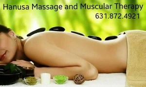 Hanusa Massage and Muscular Therapy: Up to 55% Off Muscular Therapy at Hanusa Massage and Muscular Therapy